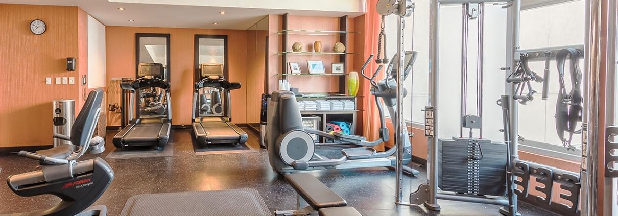 SANAS_P113 Fitness Center